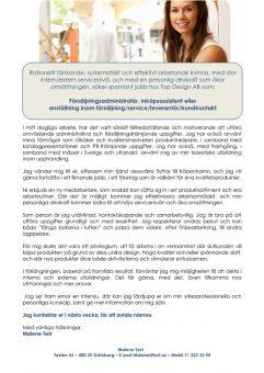1 Forsaljningskoordinator_leverantor_kundkontakt