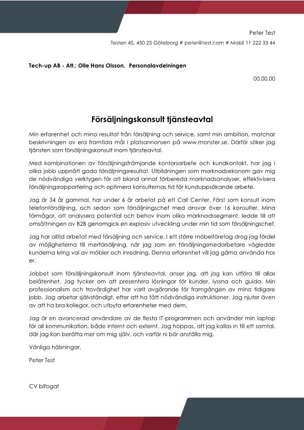 1 Forsjaljningskonsult_tjansteavtal