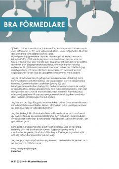1 Salvlard_skribent_bra_formedlare
