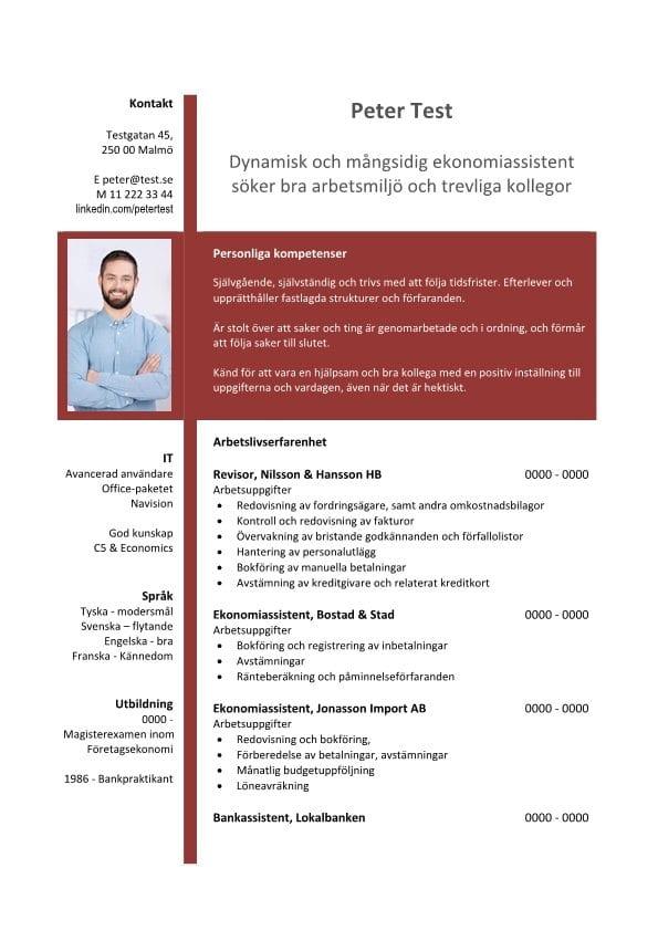 1 CV-ekonomiassistent-rust
