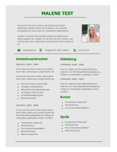 2-CV med grå bakgrund - textrutor